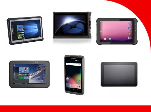 Tablet e tablet rugged